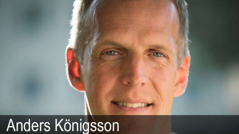 Gäststugan: Anders Königsson