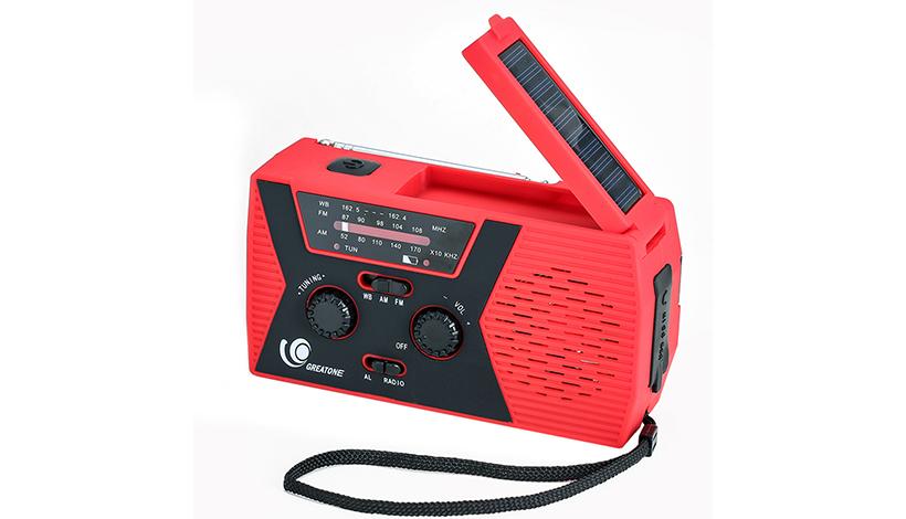 På radiofronten: mycket rött