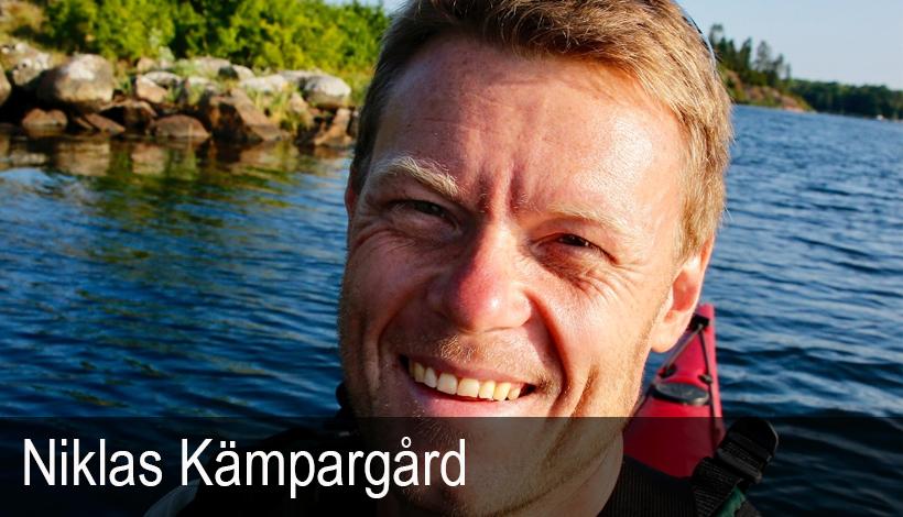 Gäststugan: Niklas Kämpargård