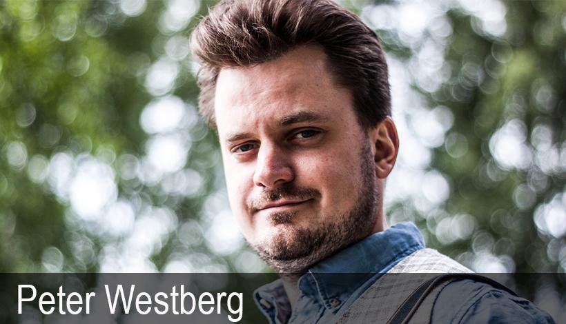 Gäststugan: Peter Westberg