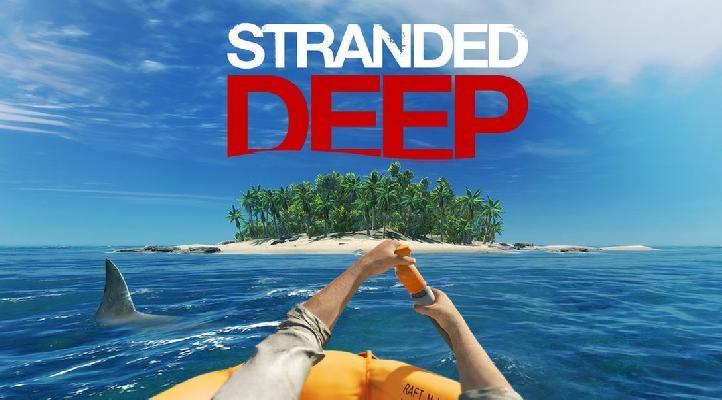 Spel: Stranded Deep