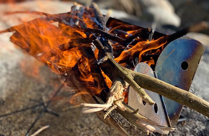 Test: UCO Flatpack Grill & Firepit
